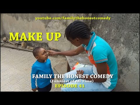 MAKE UP (Mark Angel Comedy) (Family The Honest Comedy) (Episode 41)