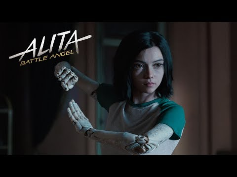 Alita: Battle Angel - Making Clip