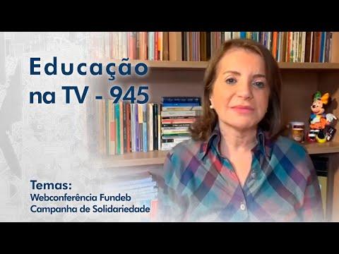 Webconferência FUNDEB | Campanha de Solidariedade