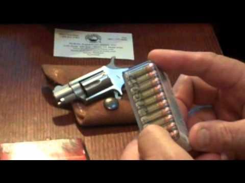 NAA Mini Revolver 22 LR by FirearmPop