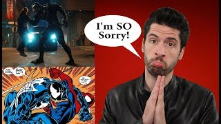 Video I'm SO Sorry To Venom....And All The Others! MP3, 3GP, MP4, WEBM, AVI, FLV Agustus 2018