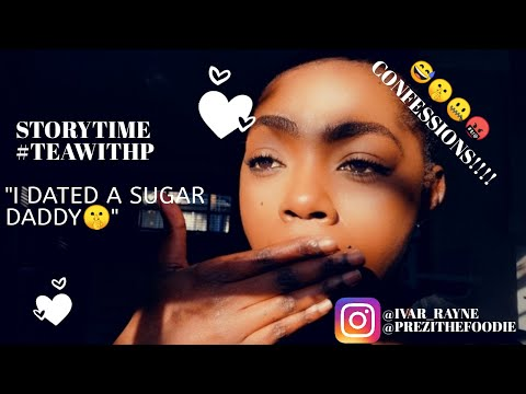"""""""I DATED A SUGAR DADDY"""" AKA BLESSER  STORYTIME   VLOG  SOUTH AFRICAN YOUTUBER"""