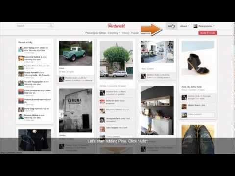 What is Pinterest – Getting Started with Pinterest