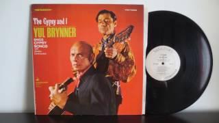 Video Yul Brynner with Aliosha Dimitrievitch – The Gypsy And I (1967) - Russian Gypsy Romani MP3, 3GP, MP4, WEBM, AVI, FLV Desember 2018
