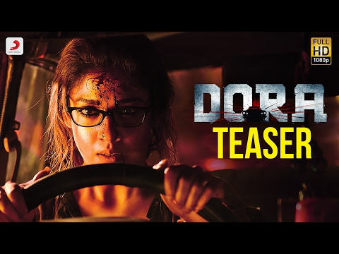 #DORA நயன்தாராவின் டோரா டீசர்!