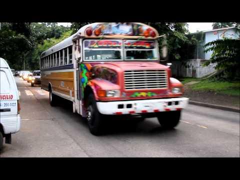 buses panama -