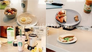 What I Eat In a Day! | ZaraForever