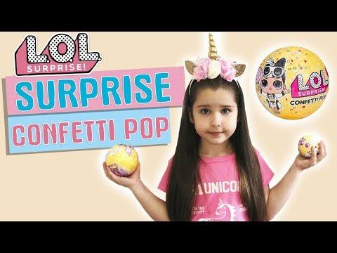ЛОЛ Детский канал Яна открывает шары ЛОЛ видео для детей  ЛОЛ Яна опенс баллс лол сарприсе