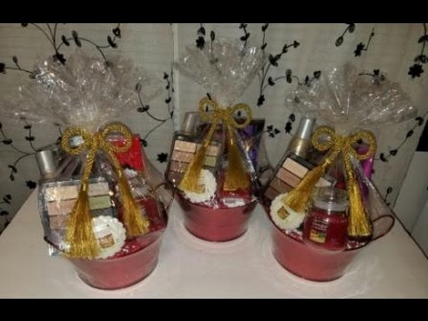 Wedding Gift Basket Ideas 22 Awesome Gift Basket Idea Tutorial