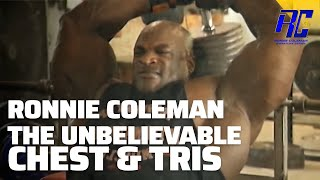 Video Ronnie Coleman The Unbelievable DVD in 1080 HD | Part 5 Chest & Tris MP3, 3GP, MP4, WEBM, AVI, FLV Februari 2019