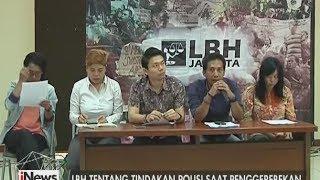 Video LBH Jakarta Mengecam Keras Tindakan Polisi Atas Penggerebekan Pesta Sex Gay - iNews Pagi 24/05 MP3, 3GP, MP4, WEBM, AVI, FLV Mei 2017