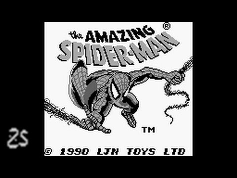 the amazing spider man game boy cheats