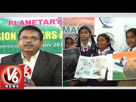 Planetary Society India awareness camp on MARS mission campaign