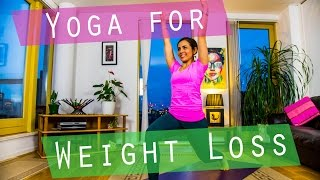Yoga to Lose Weight with Celest