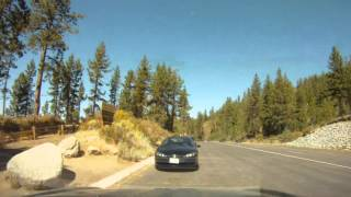 Gardnerville (NV) United States  city photo : Time Lapse - Driving Nevada - Gardnerville - Lake Tahoe - Reno - Virginia City