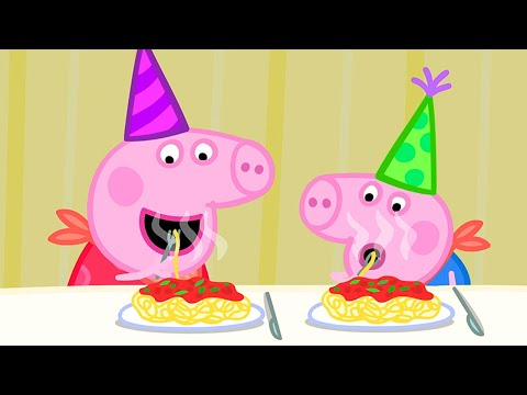 Peppa Pig Full Episodes   Season 8   Compilation 6   Kids Video