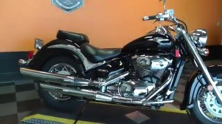 7. 100589 - 2007 Suzuki Boulevard C50 - C50BK - Used Motorcycle For Sale