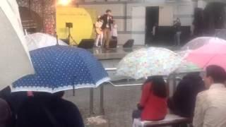 Tokyo Thailand Festival 2013 Art Thomya&Bob Moderndog( ´