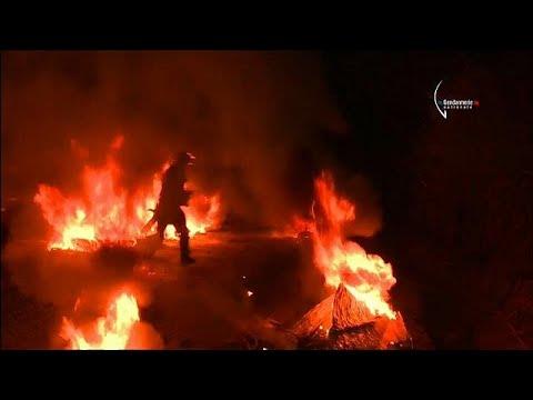 Frankreich räumt Aktivistenlager mit 2.500 Gendarme ...