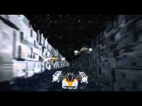 Vidéo LEGO Star Wars 9495 : Le Y-Wing Starfighter