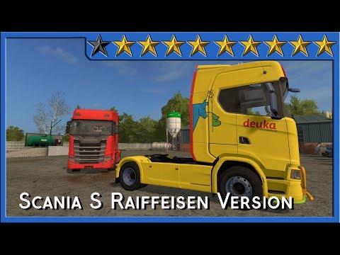 Scania S Raiffeisen v2.0