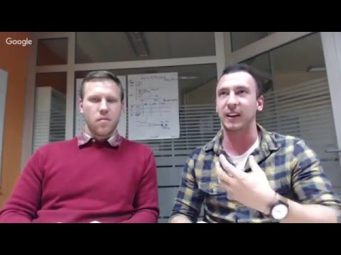 Brothers Klemen and Luka Zupancic Share Easycarb!