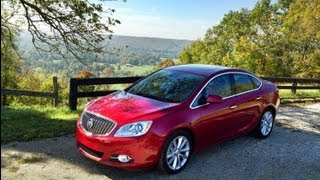 2013 Buick Verano Turbo First Drive Review: Small Fast&Fun