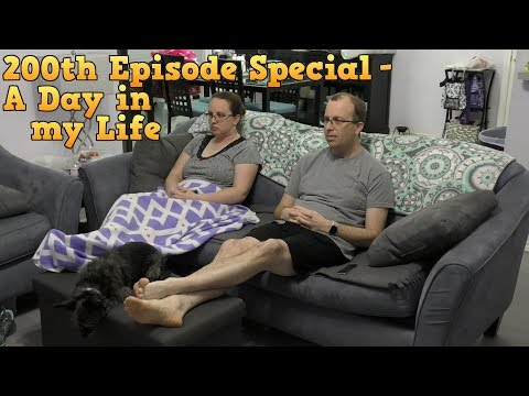 Good evening messages - 200th Episode Special - A Day in my Life