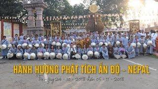 Hành hương Ấn Độ-Nepal từ ngày 24-10 đến 06-11-2018- Phần 1