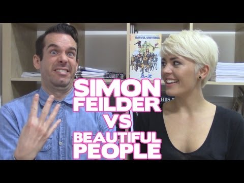 Simon Feilder Vs Beautiful People