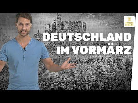 Deutschland im Vormärz