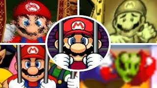 Evolution of Mario Being Rescued (1992-2018)