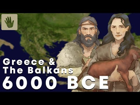 6000 BCE: Life in Greece & The Balkans - Neolithic Europe Documentary