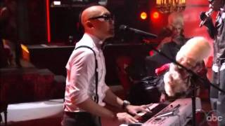 Far East Movement feat Snoop Dogg - if i was you (O.M.G.) - live