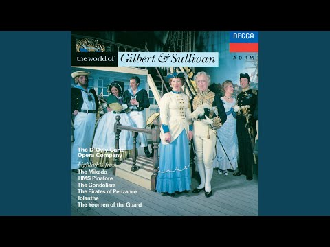 Sullivan: The Pirates of Penzance - I am the very model of a modern Major-General