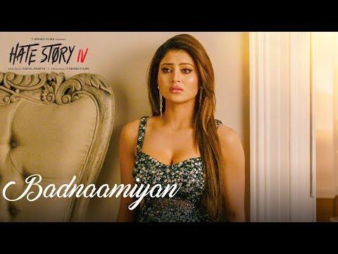 Video songs - Badnaamiyan (Video)  Hate Story IV  Urvashi Rautela  Karan Wahi  Armaan Malik