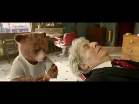 Paddington 2: hair cutting scene