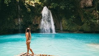 Our travels among the rock islands and jellyfish lake of Palau, followed by canyoneering through the blue waters of Cebu.