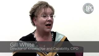 Gill White CIPD Director talks about why you should choose DPG