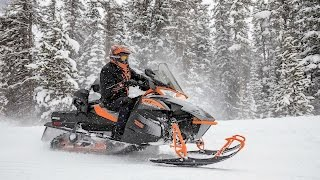 5. Arctic Cat 2018 XF Tech