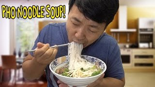 This is my authentic Vietnamese Pho Noodle Soup recipe video. Go try this for yourself and now you can have yummy pho whenever you want. Signup for your ...