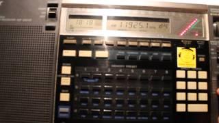 0305.2013 Voice Of America In Amharic 1817 On 13870 Nauen, 12005 Issoudun, 11925 Issoudun, 12140 Ira