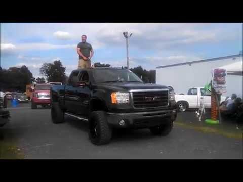 Havin Some Fun at the 2015 Carlisle Truck Nationals