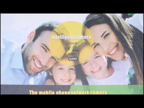 Bộ sản phẩm Camera IP Wi-fi hồng ngoại không dây WTC IP9504