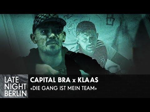 Capital Bra X Klaas - Die Gang ist mein Team   Musikvideo   Late Night Berlin   ProSieben
