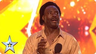 Video Donchez bags a GOLDEN BUZZER with his Wiggle and Wine! | Auditions | BGT 2018 MP3, 3GP, MP4, WEBM, AVI, FLV Januari 2019