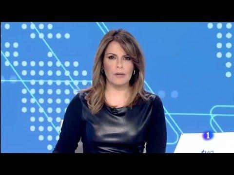 Empar Moliner i la constitució al Telediario de TVE