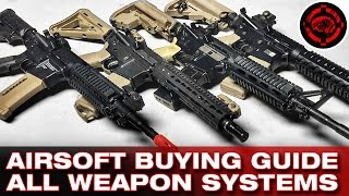 This video is meant to serve as a buying guide for someone new to airsoft or someone looking to purchase a second gun different from what they might already ...