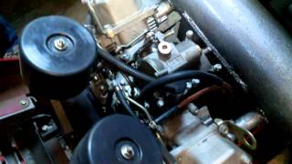 Новый мотор на КМЗ - 012
