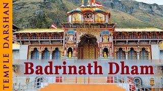 Badrinath India  city photos gallery : Badrinath Dham | Badrinath Temple History - Uttarakhand | Divine India